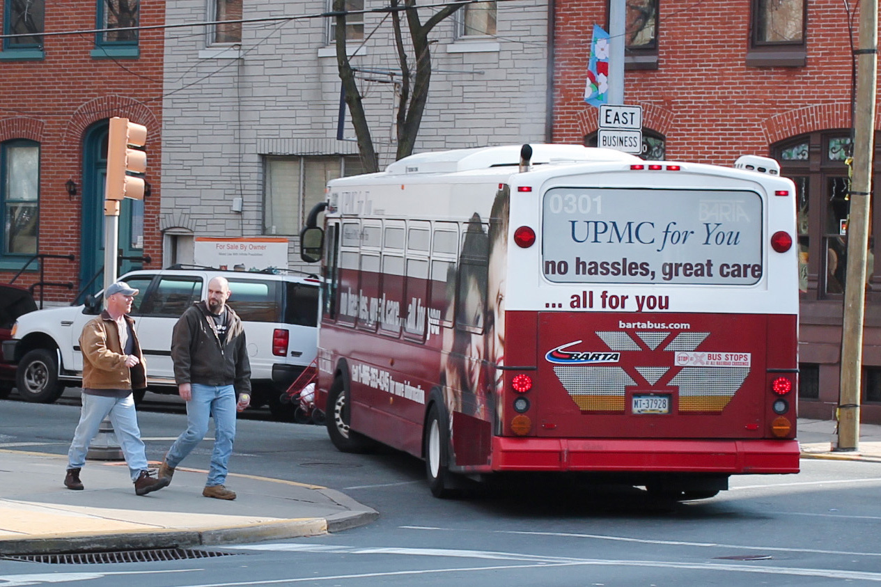 Bus Advertising And Outdoor Advertising In Reading Vector Media