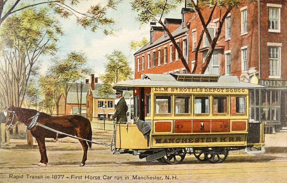 history of transit advertising