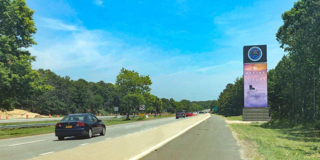 Digital Billboards - The Hamptons